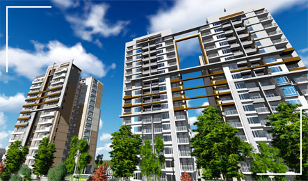 Green residential project in zirakpur