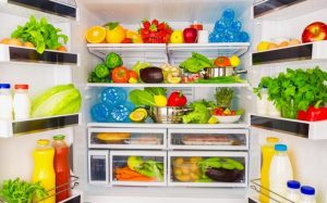 keep refrigerator full