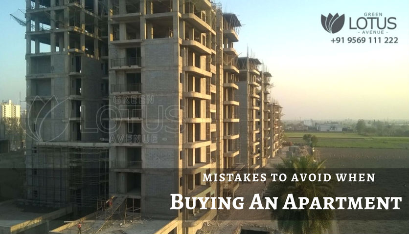 Top 5 Mistakes to Avoid When Buying An Apartment in Zirakpur