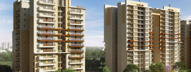 Buy Flats in Zirakpur in the Green Lotus Avenue