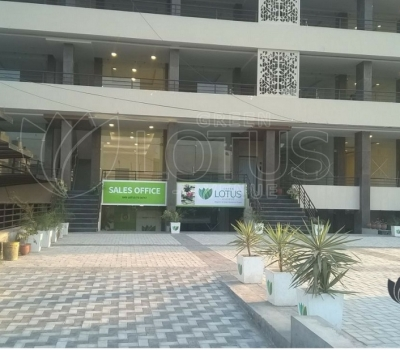 Commercial Showroom and Retail Offices Possession at Green Lotus Avenue